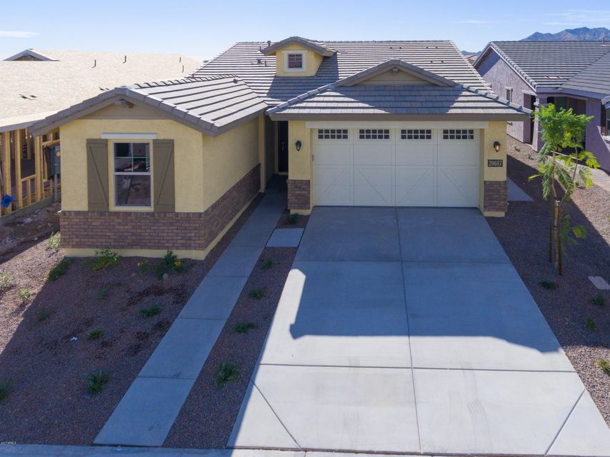 Photo of home for sale at 20687 Colina Court W, Buckeye AZ
