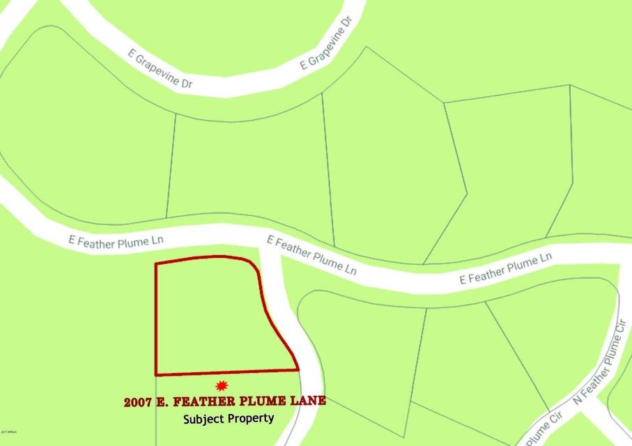 2007 E Feather Plume Lane Payson, AZ 85541 - MLS #: 5596386