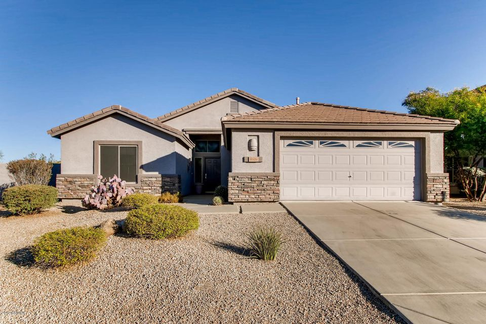 Photo of home for sale at 4606 NIGHT GLOW Drive E, Cave Creek AZ