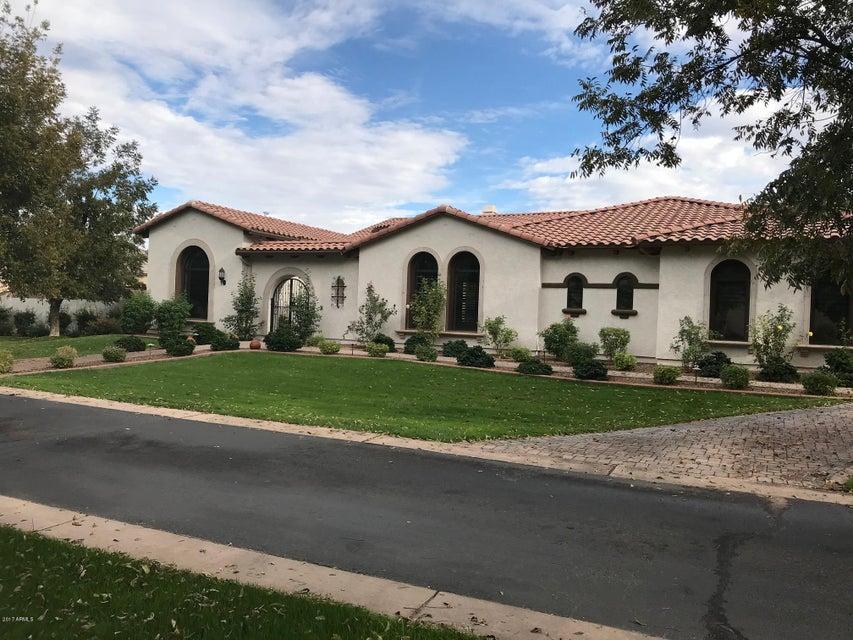 Photo of 20177 E VIA DE ARBOLES Street, Queen Creek, AZ 85142