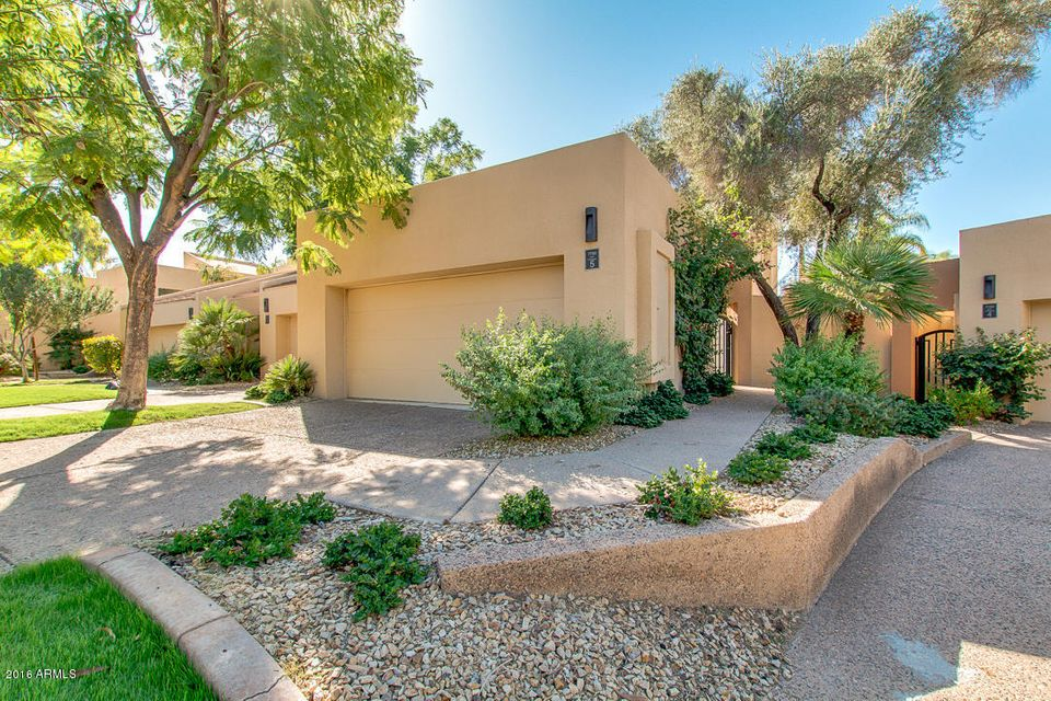 Photo of 7760 E GAINEY RANCH Road #5, Scottsdale, AZ 85258