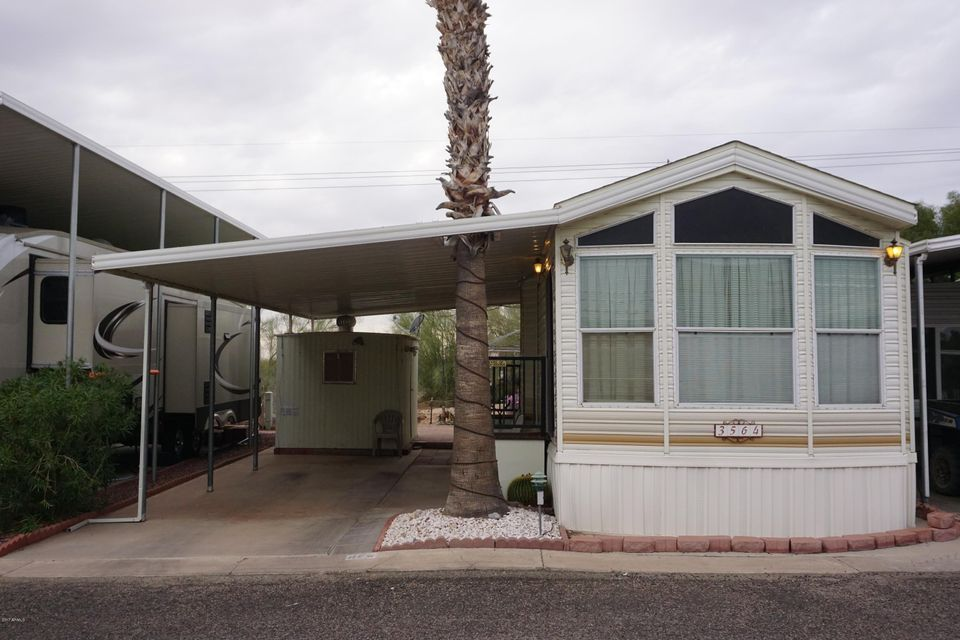 Photo of 3564 N CHAPPAREL Drive, Florence, AZ 85132