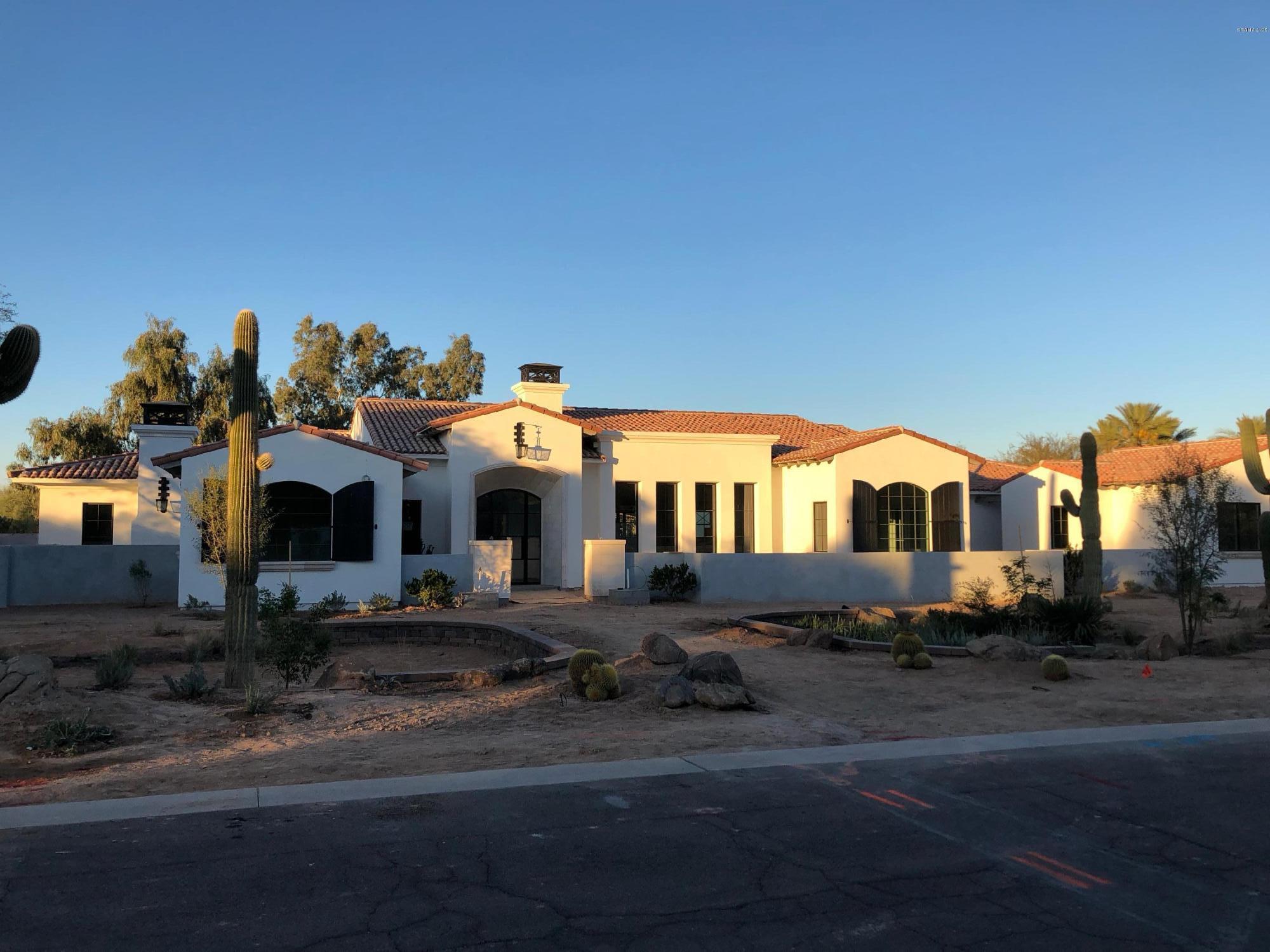 5430 E SAPPHIRE Lane Paradise Valley, AZ 85253 - MLS #: 5689123