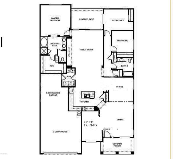 MLS 5695869 13505 W CATALINA Drive, Avondale, AZ 85392 Avondale AZ Three Bedroom