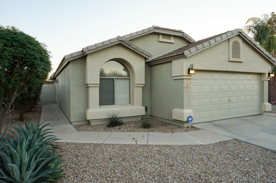 2187 E ARABIAN Drive Gilbert, AZ 85296 - MLS #: 5696407