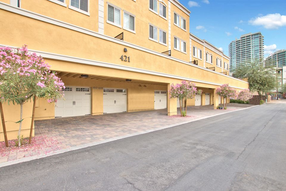 421 W 6TH Street Unit 1017 Tempe, AZ 85281 - MLS #: 5696534