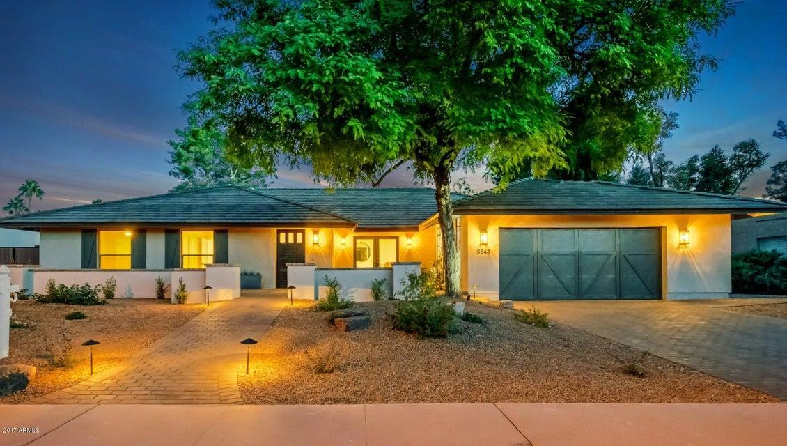 8543 E SAN MARCOS Drive, Scottsdale AZ 85258