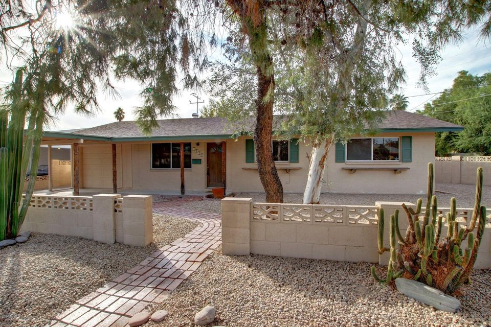 3414 N NAVAJO Trail, Scottsdale AZ 85251