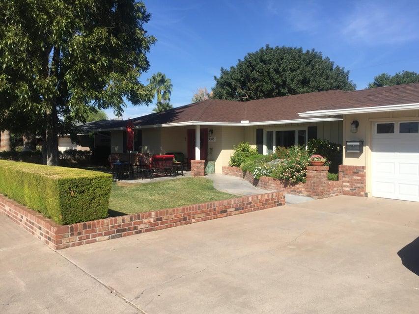 4316 E WHITTON Avenue, Phoenix AZ 85018