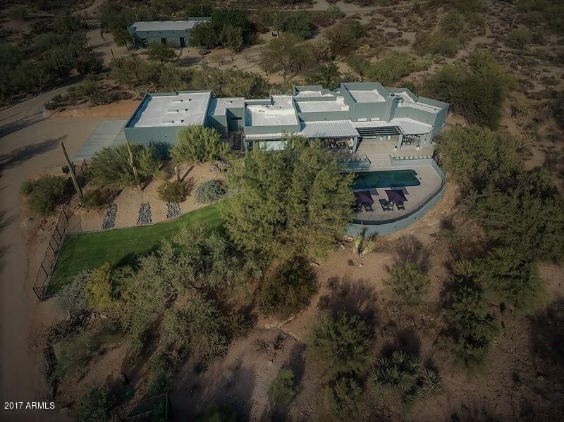 MLS 5691550 7777 E CELESTIAL Street, Carefree, AZ 85377 Carefree AZ Guest House