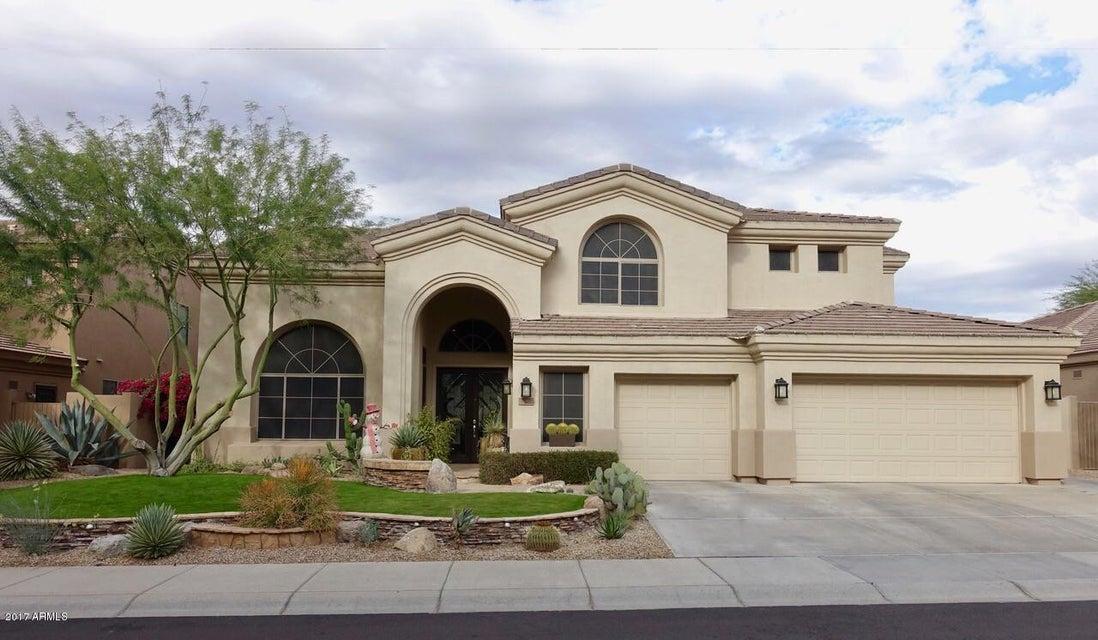 7570 E Tailspin Lane, Scottsdale AZ 85255