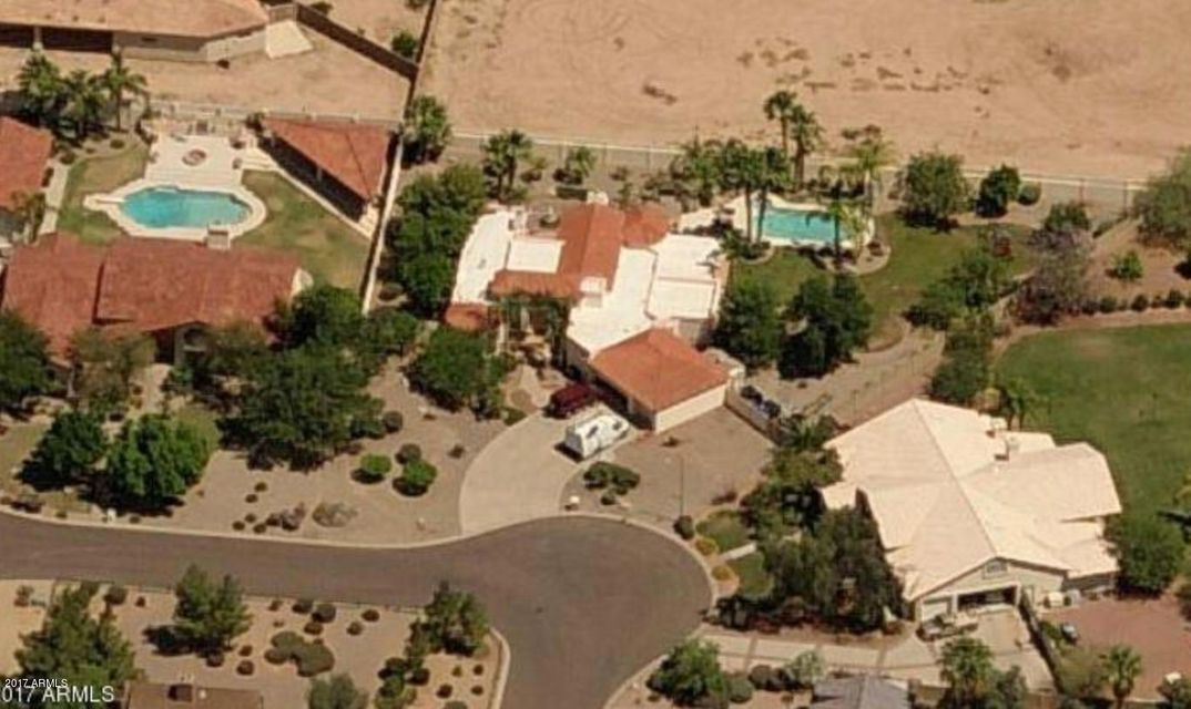 4618 W PARK VIEW Circle Glendale, AZ 85310 - MLS #: 5697644