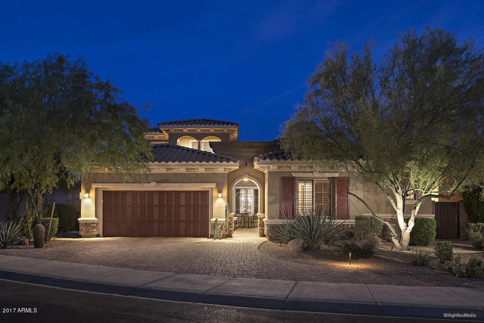 Photo of 9831 E Edgestone Drive, Scottsdale, AZ 85255