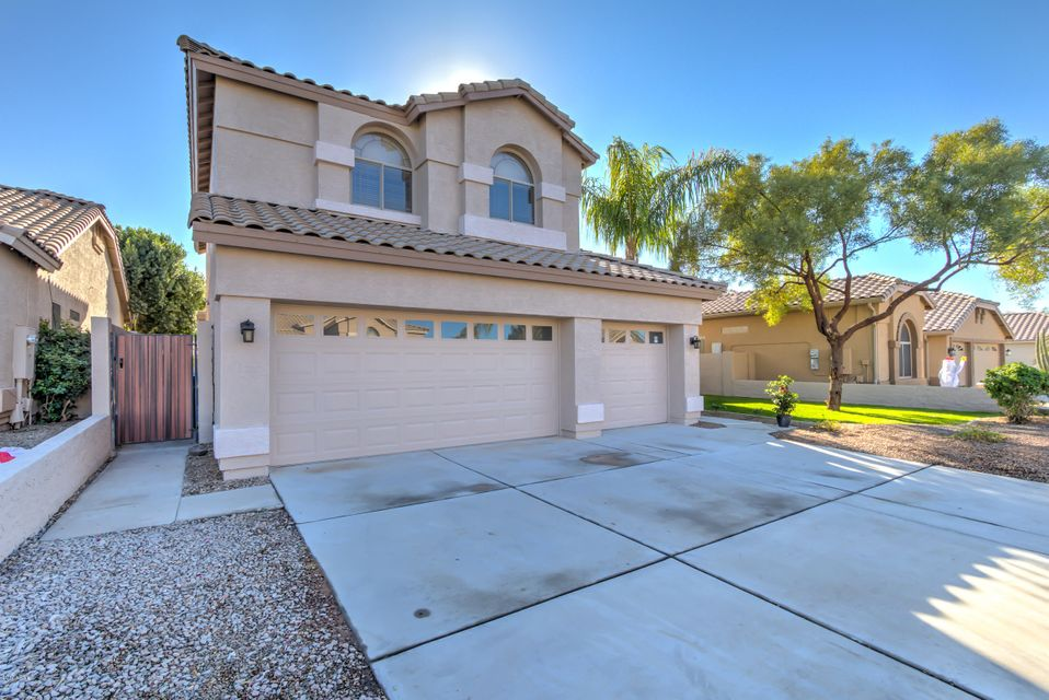 2335 E AMBER Lane Gilbert, AZ 85296 - MLS #: 5698351