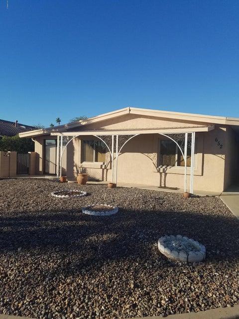 Photo of 652 S 83RD Way, Mesa, AZ 85208