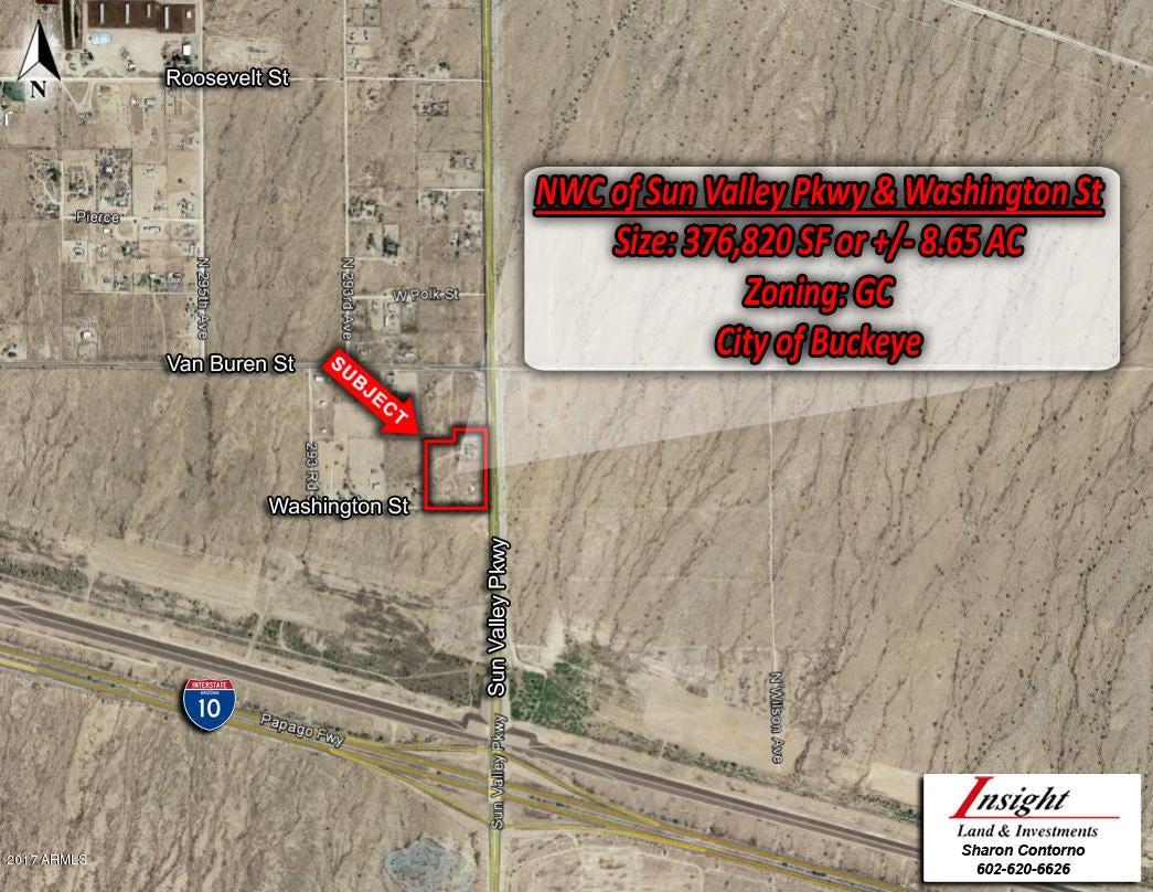 116 N Palo Verde Ave, Buckeye, AZ 85396