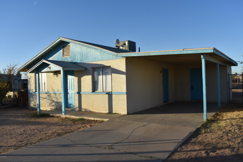 MLS 5699520 366 E CENTRAL Avenue, Coolidge, AZ 85128 Coolidge AZ Three Bedroom