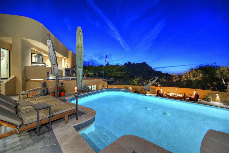 Photo of 10620 E BLUE SKY Drive, Scottsdale, AZ 85262