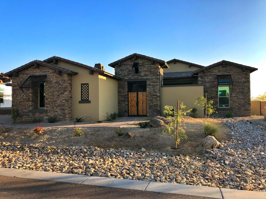 MLS 5699748 5407 E DEW DROP Trail, Cave Creek, AZ 85331 Cave Creek AZ Newly Built