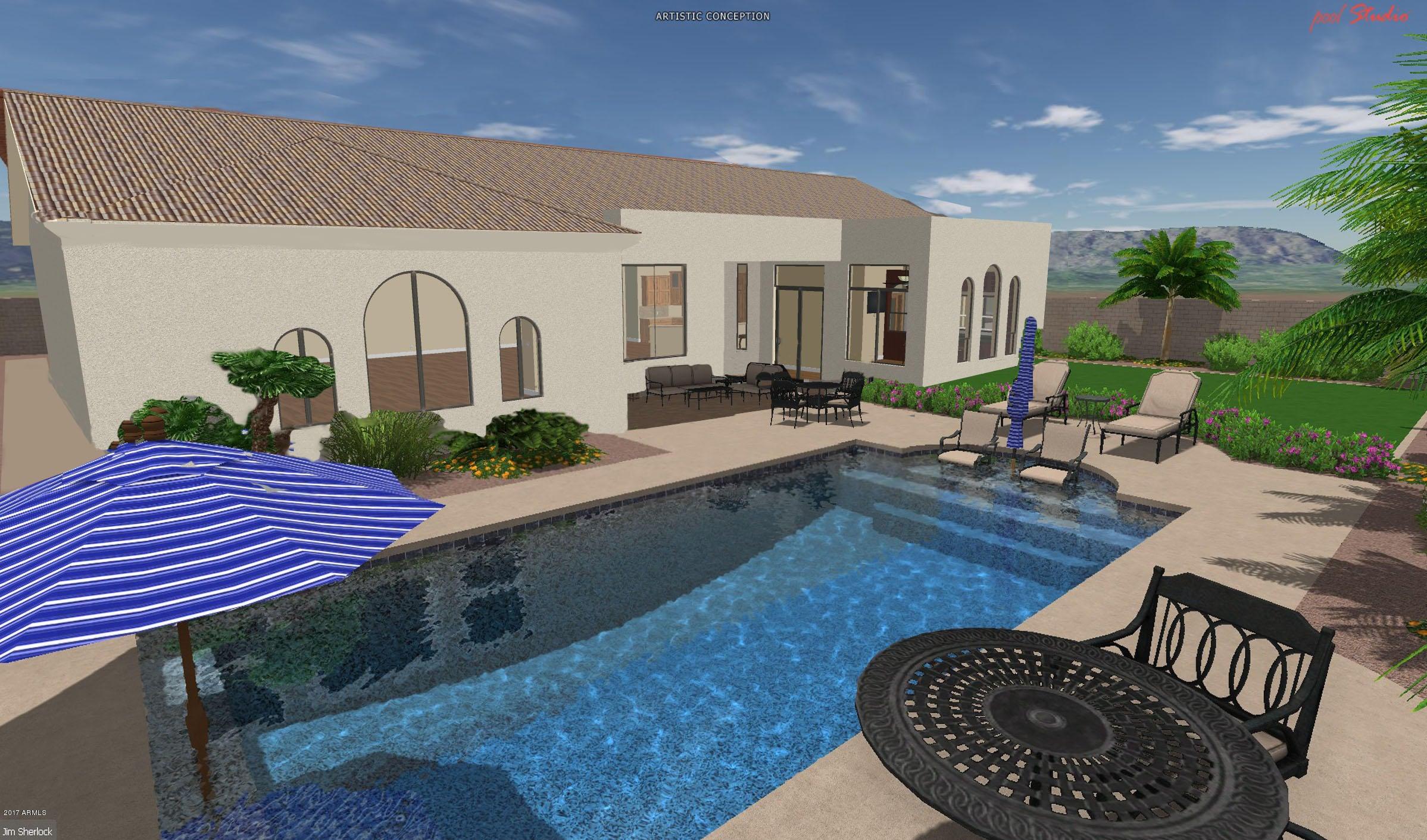 MLS 5669915 2222 E TONTO Place, Chandler, AZ Corner Lot