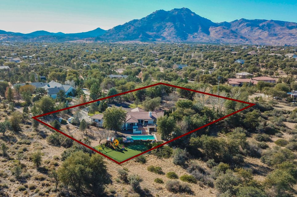 MLS 5701689 8725 N LIVE OAK Drive, Prescott, AZ Prescott Horse Property for Sale