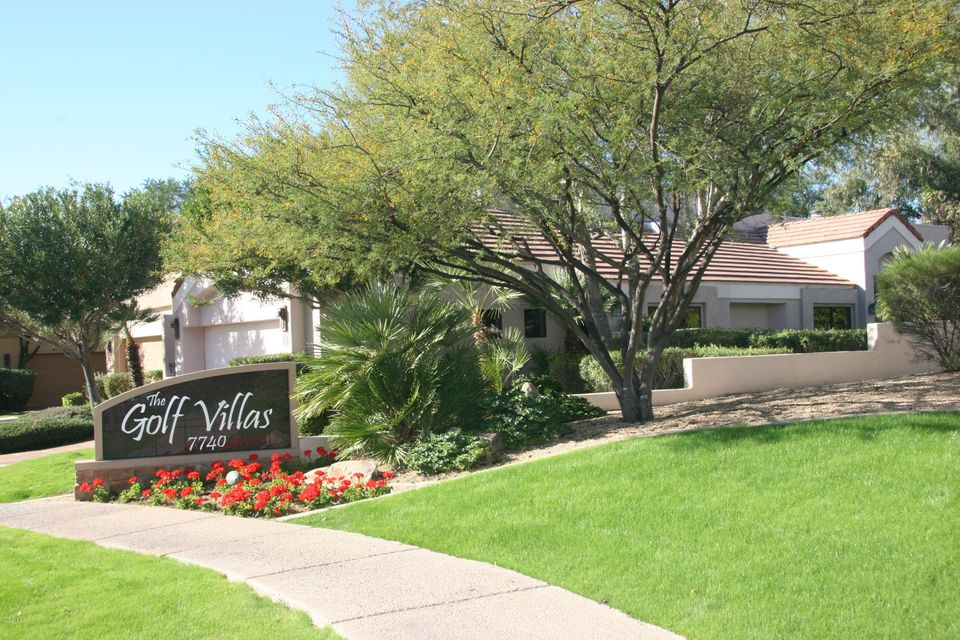 Photo of 7740 E GAINEY RANCH Road #1, Scottsdale, AZ 85258