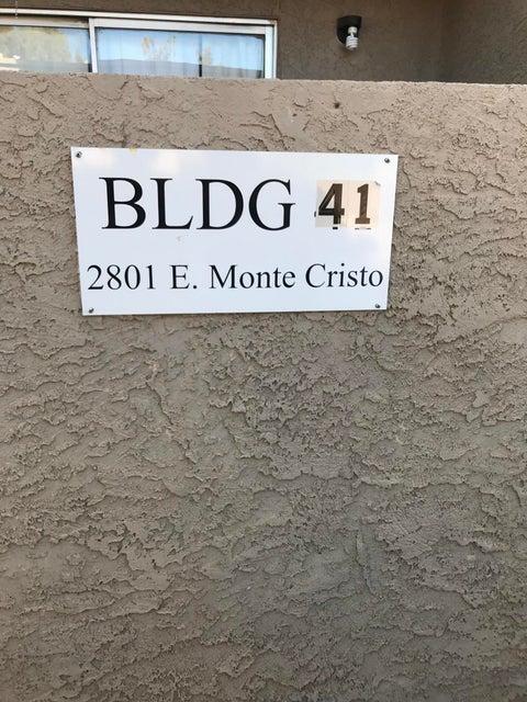 MLS 5701915 2801 E MONTE CRISTO Avenue Unit 102, Phoenix, AZ 85032 Condos in Phoenix