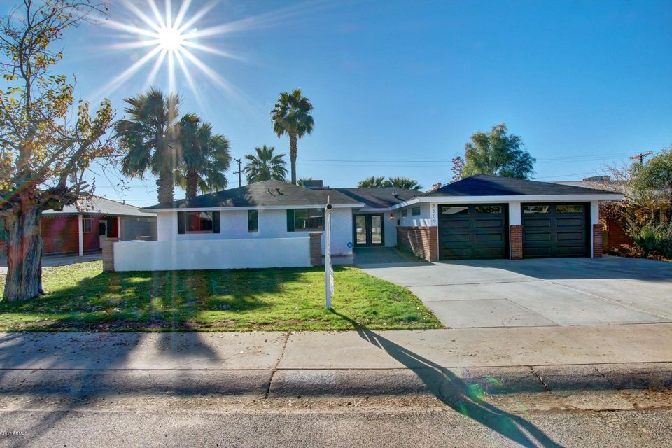 3609 E CLARENDON Avenue Phoenix, AZ 85018 - MLS #: 5702530