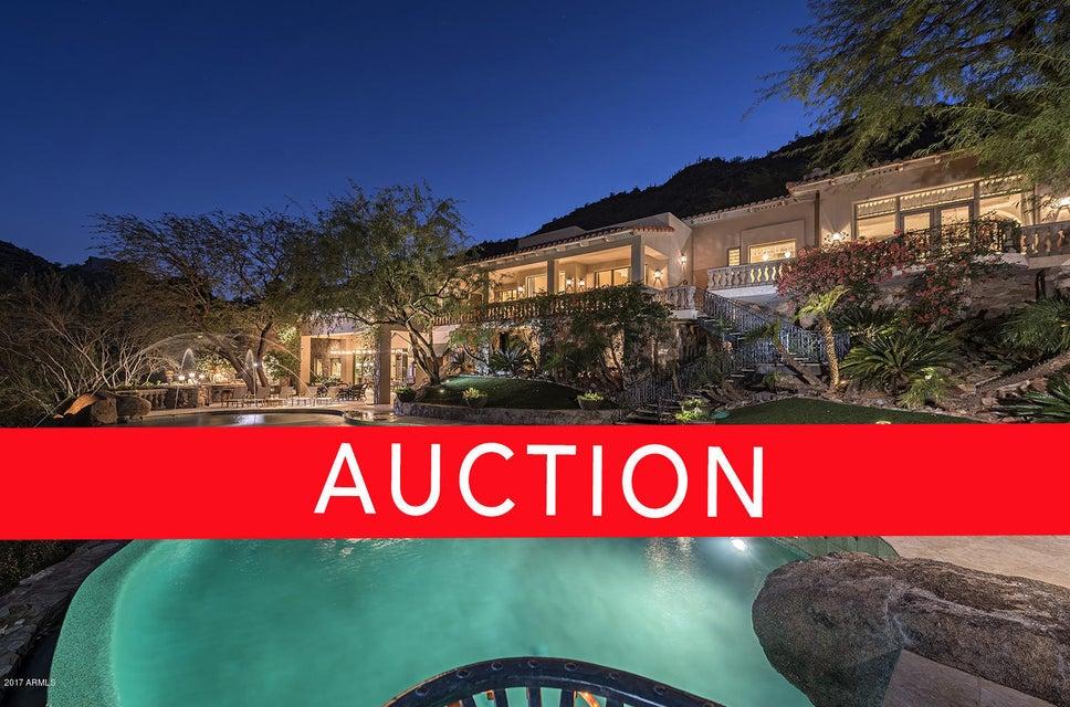 4501 E Foothill Drive, Paradise Valley AZ 85253