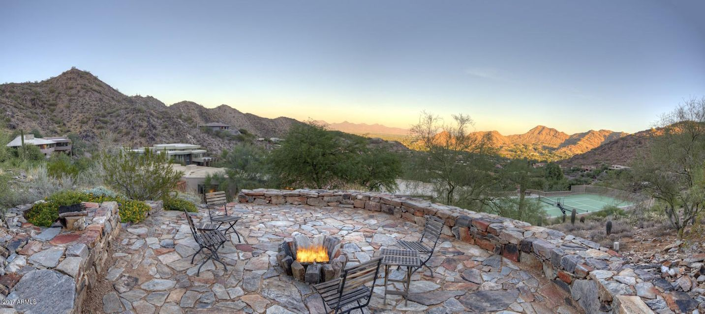 MLS 5703334 4501 E Foothill Drive, Paradise Valley, AZ 85253 Paradise Valley AZ Tennis Court