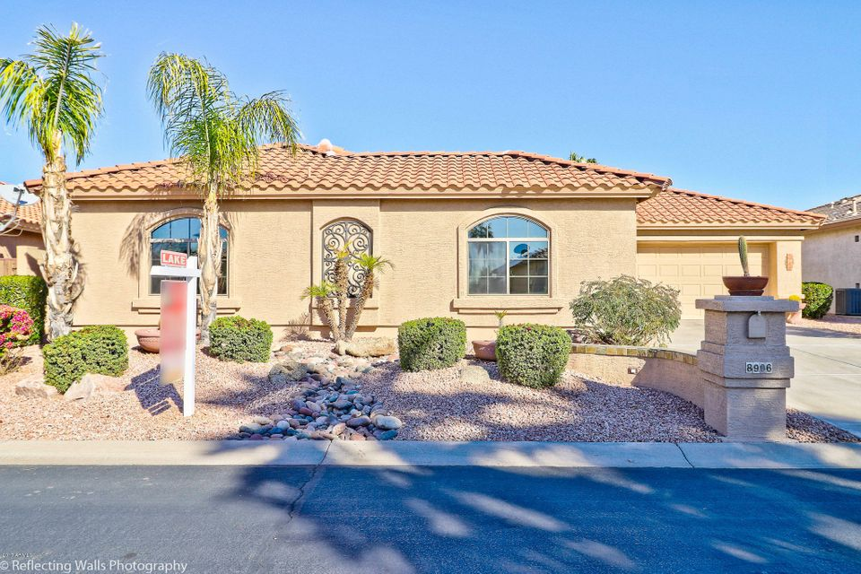 MLS 5702096 8906 E Sunridge Drive, Sun Lakes, AZ 85248 Sun Lakes AZ Golf
