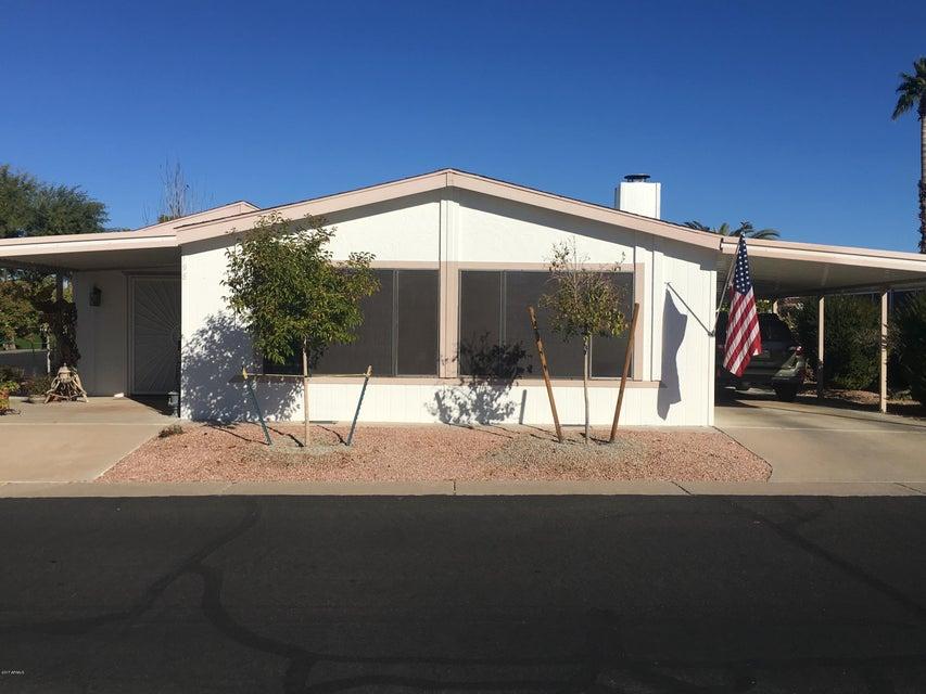 Photo of 6209 E MCKELLIPS Road #198, Mesa, AZ 85215