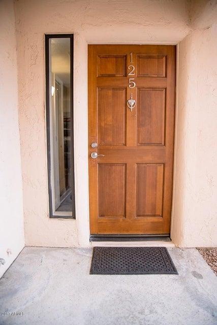 9355 N 91ST Street Unit 125 Scottsdale, AZ 85258 - MLS #: 5701629
