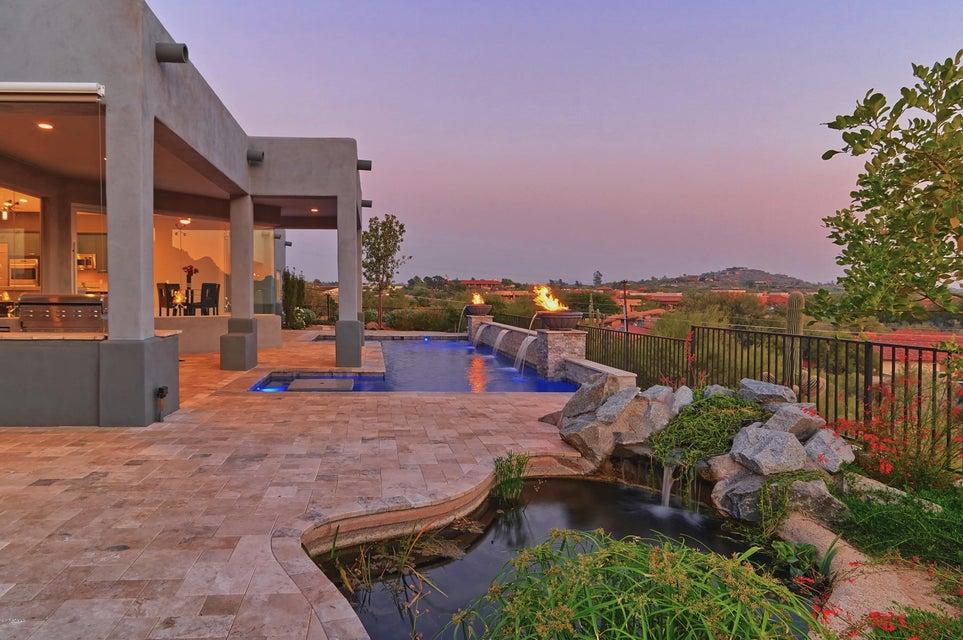 MLS 5703018 37221 N Holiday Lane, Carefree, AZ Carefree AZ Luxury