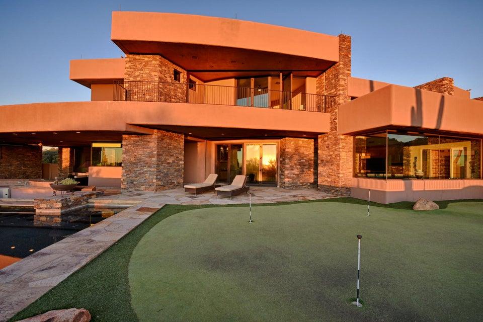 MLS 5703129 9825 E BLUE SKY Drive, Scottsdale, AZ 85262 Scottsdale AZ Gated