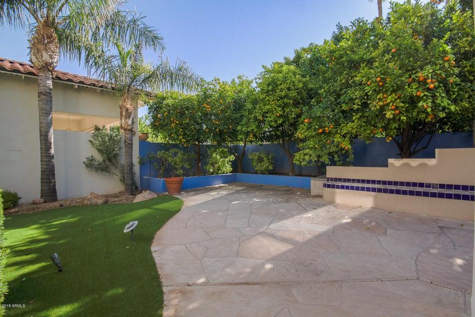 7609 E KRALL Street Scottsdale, AZ 85250 - MLS #: 5704171