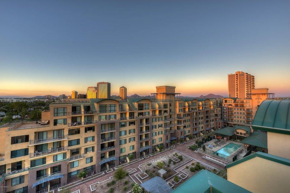 MLS 5703824 2302 N CENTRAL Avenue Unit 509 Building B, Phoenix, AZ 85004 Phoenix AZ Tapestry On Central