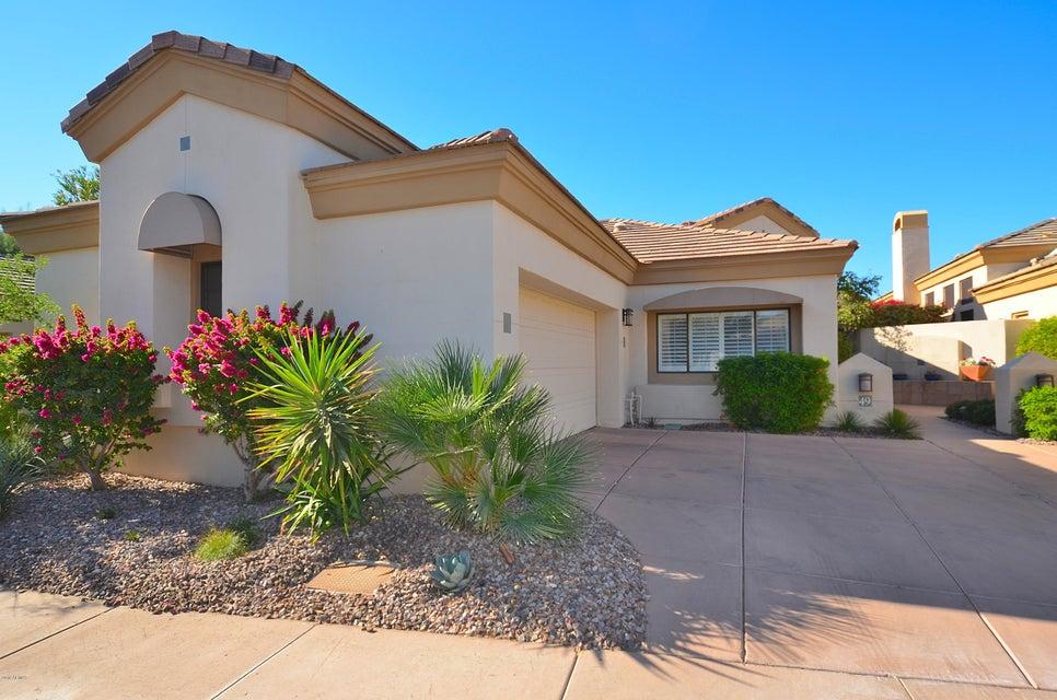 7705 E Doubletree Ranch Road, Gainey Ranch, Arizona