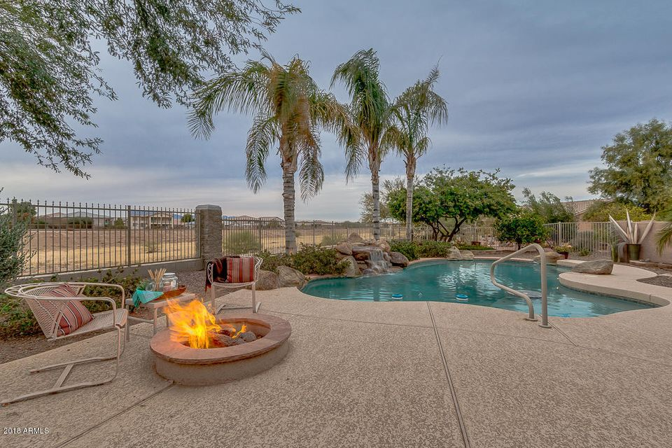 20144 N Evening Glow Trail Maricopa, AZ 85138 - MLS #: 5704523