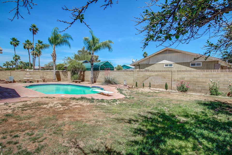 MLS 5704419 18801 N 22ND Drive, Phoenix, AZ 85027 Phoenix AZ Green Meadows