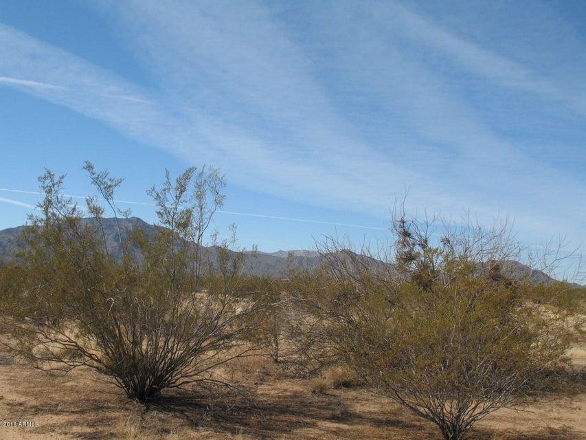 0 N NW ROAD Road Aguila, AZ 85320 - MLS #: 5704921