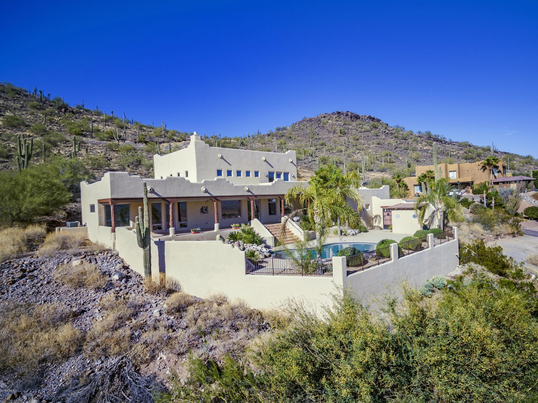 MLS 5690539 1815 W SENTINEL ROCK Road, Desert Hills, AZ Desert Hills AZ Scenic