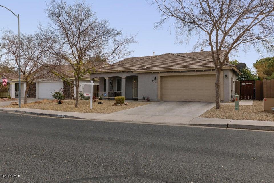 MLS 5703752 16315 W MONTE CRISTO Avenue, Surprise, AZ 85388 Surprise AZ Northwest Ranch