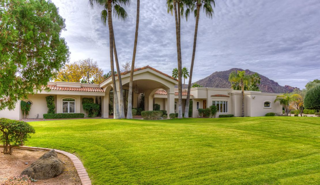 6231 E Naumann Drive, Paradise Valley AZ 85253