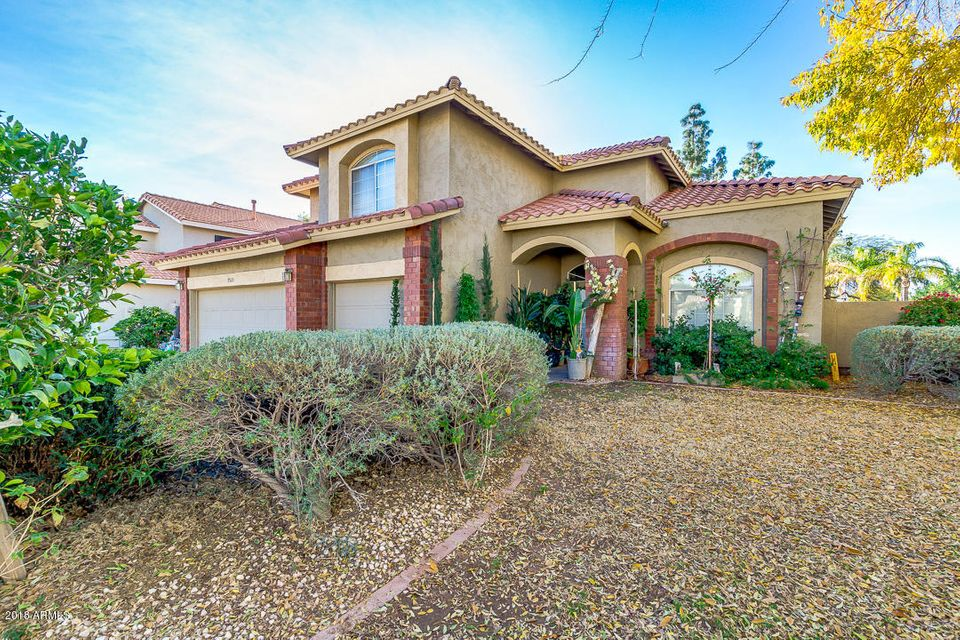 Photo of 3523 E CONTESSA Circle, Mesa, AZ 85213