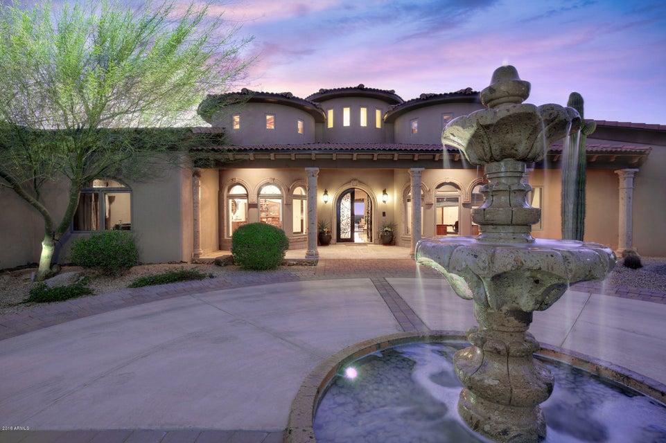 Single Family Home for Sale at 9305 E Buckskin Trail 9305 E Buckskin Trail Scottsdale, Arizona,85255 United States