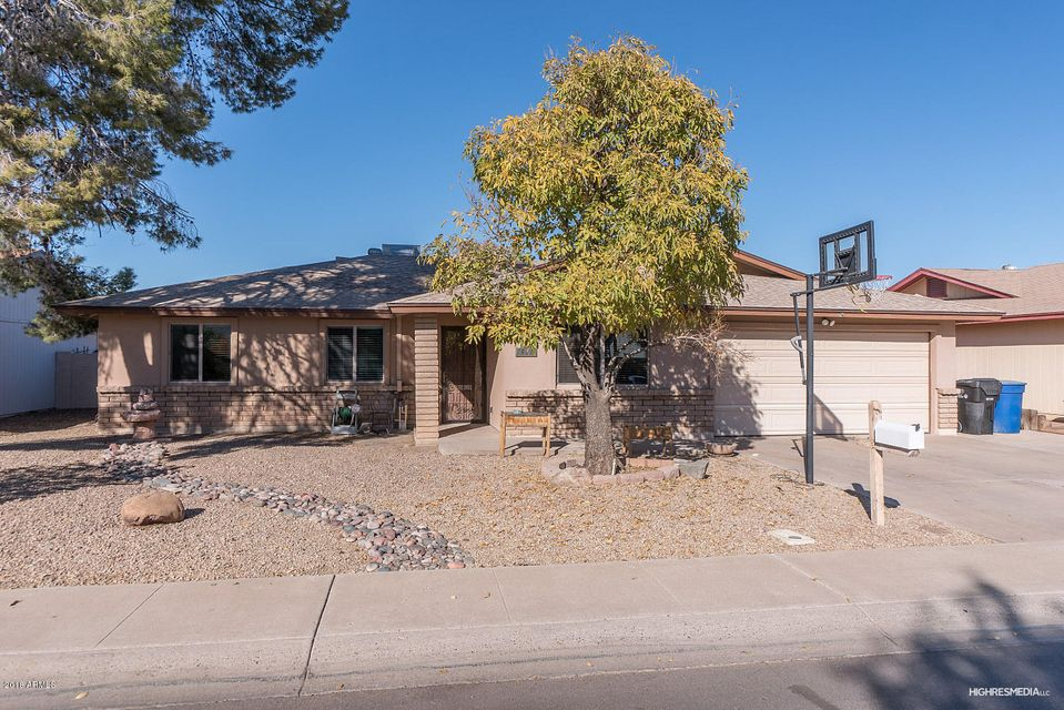 Photo of 682 W GARY Drive, Chandler, AZ 85225