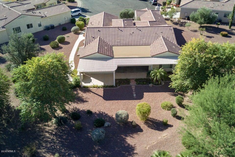 MLS 5706162 23127 N Sol Mar Court, Sun City West, AZ 85375 Sun City West AZ Cul-De-Sac