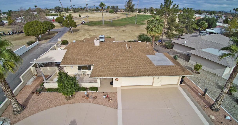 MLS 5706583 10404 W CAMEO Drive, Sun City, AZ 85351 Sun City AZ Three Bedroom