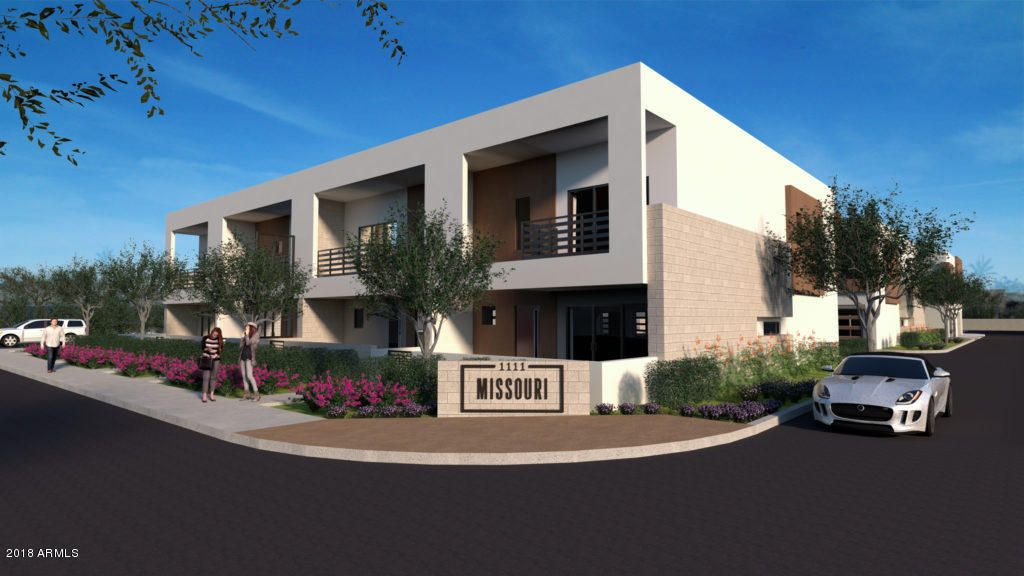1111 E Missouri Avenue Unit 2 Phoenix, AZ 85014 - MLS #: 5709074